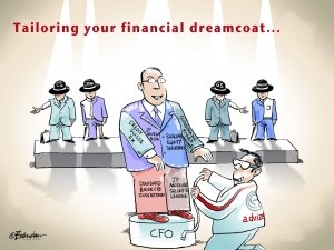 Tailoring your financial dreamcoat